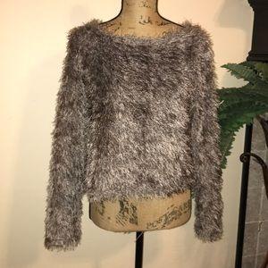 Awesome Fuzzy Sweater